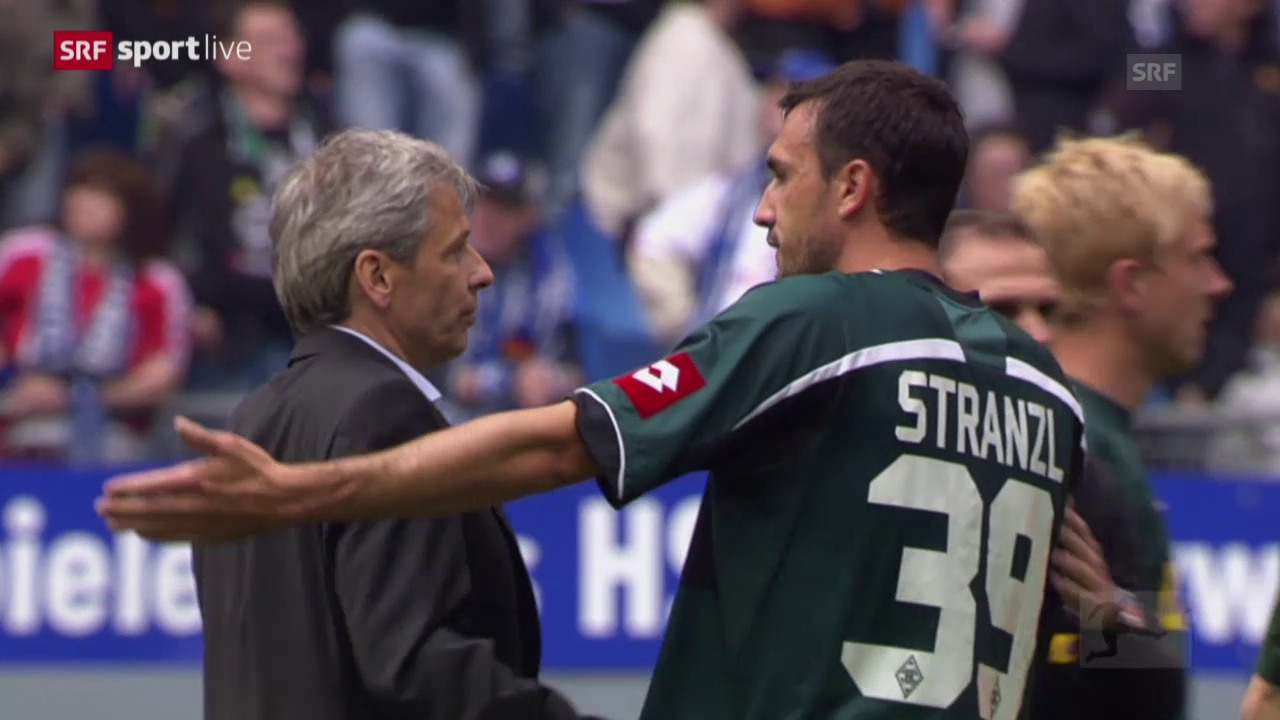 Fussball: Martin Stranzl über Favres Charakter