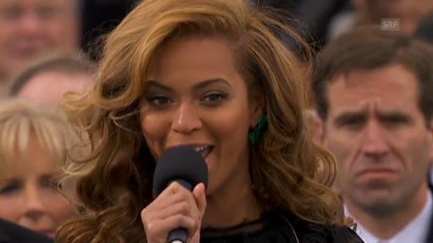 Video «Popsängerin Beyoncé» abspielen