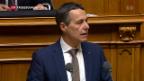 Video «Der neue Bundesrat» abspielen