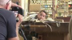Video «Trauffer beim Trailer-Dreh für «Kampf der Orchester»» abspielen