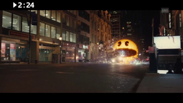 Video «Filmstart diese Woche: «Pixels»» abspielen