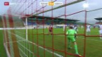 Video «Fussball: Super League, Vaduz - Aarau» abspielen