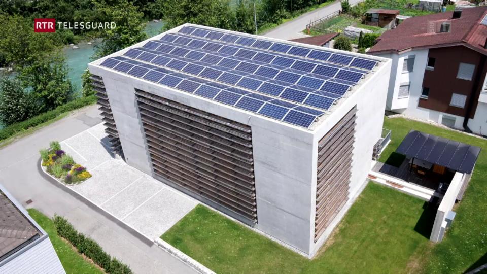 Implants d'energia solara duain puspè survegnir schlantsch