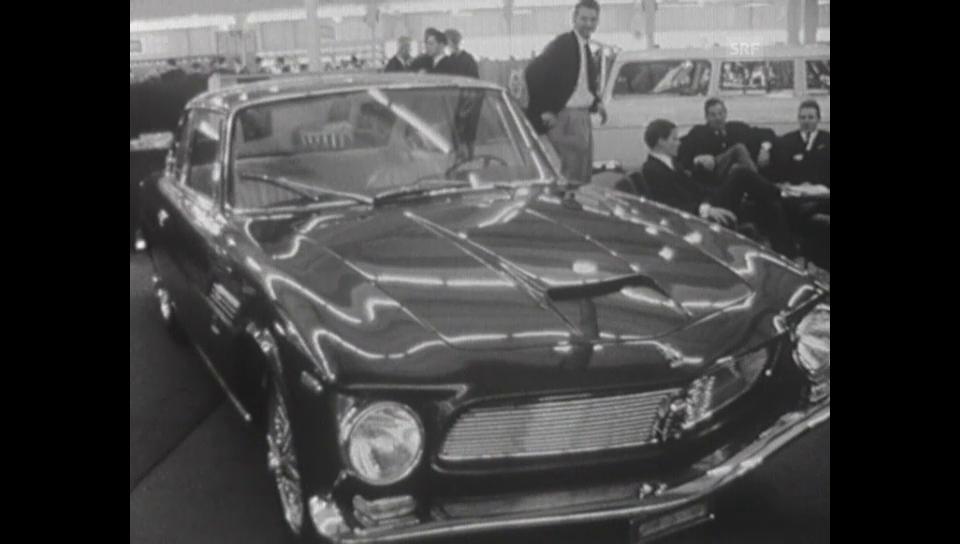16. März 1966: 36. Genfer Autosalon