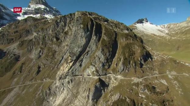 Video «Schweiz aktuell vom 11.10.2017» abspielen