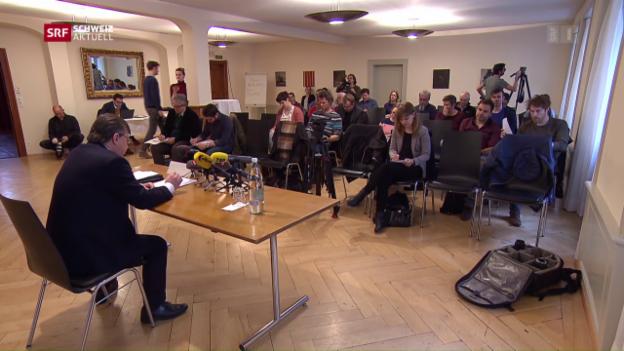 Video «Kritik an Stadtregierung» abspielen
