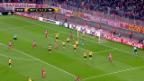 Video «Live-Highlights Olympiakos - YB» abspielen