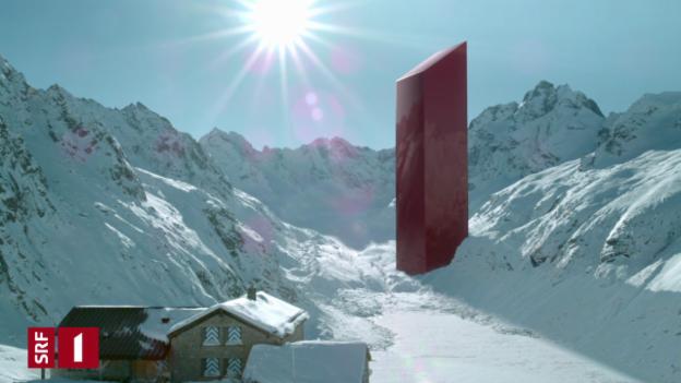 Video «Station Ident SRF 1: Berghütte» abspielen