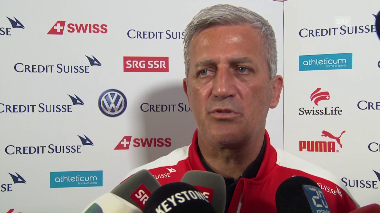 Petkovic: «Habe mich für die 23 Besten entschieden»