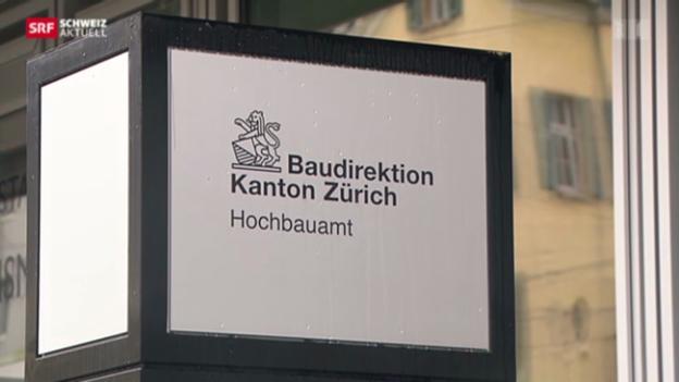 Video «Korruptionsprozess in Zürich» abspielen