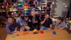 Video «Teil 4: Der Sieger der «Goldenen Stricknadel»» abspielen