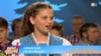 Video «Juliana Kubli: «Hüt isch Senneball»» abspielen