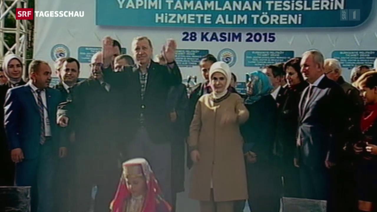 Türkei bedauert Abschuss