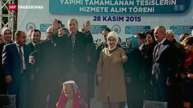 Video «Türkei bedauert Abschuss» abspielen