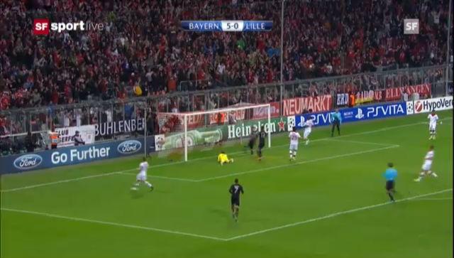 CL: Bayern - Lille