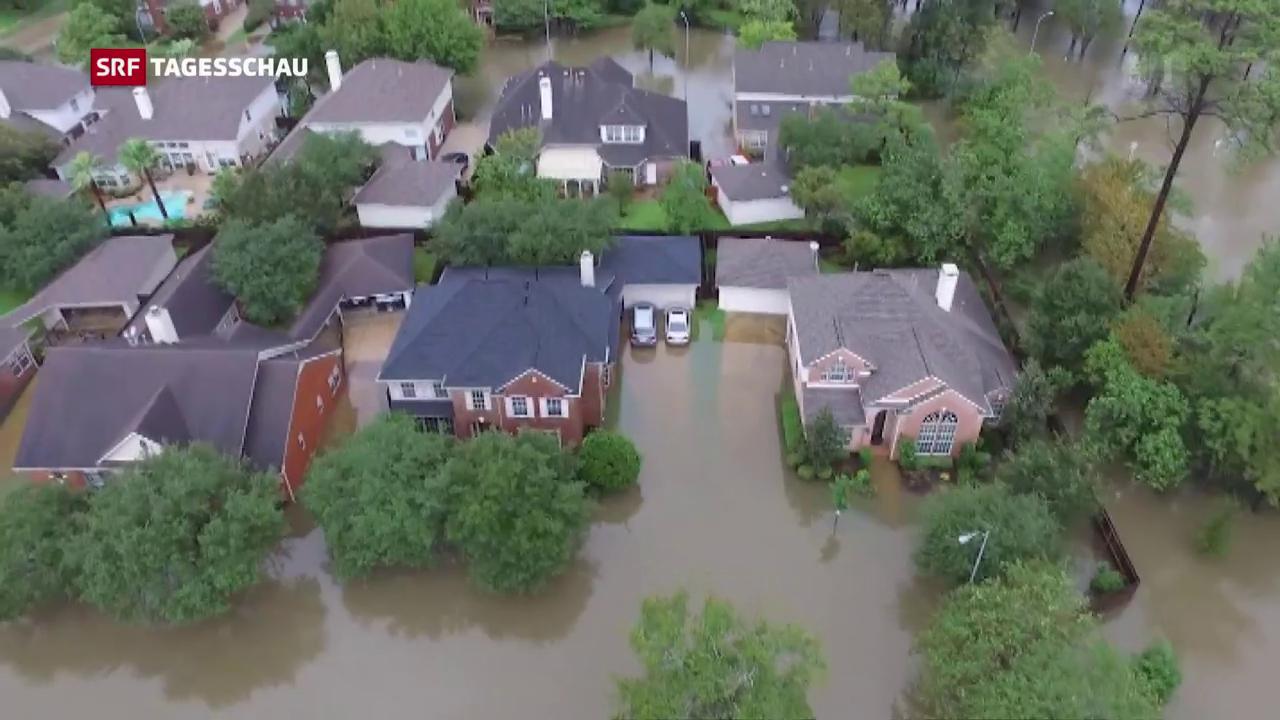 Keine Entspannung bei Hochwasser in Texas