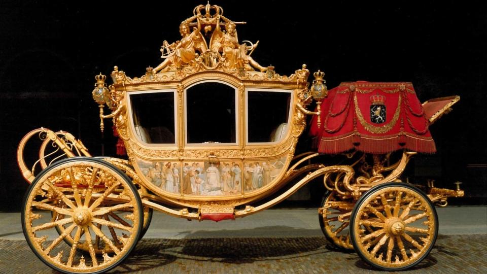 Die Goldene Kutsche und ihre dunkle Vergangenheit