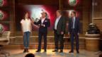 Video «Auftritt: Willer Nicolodi» abspielen
