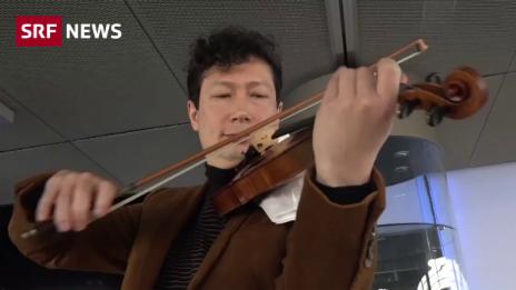 Video «340-Jahre alte Stradivari für das Luzerner Orchester» abspielen