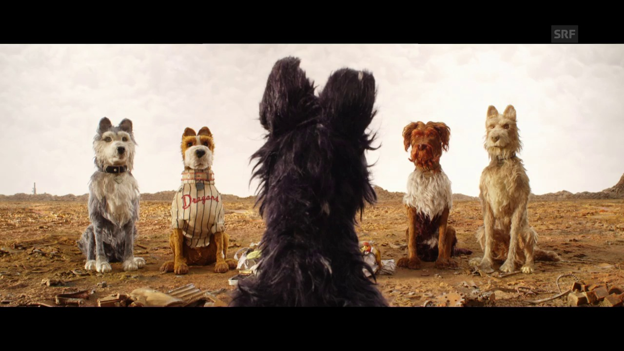 Trailer zu «Isle of Dogs»