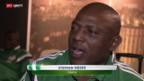 Video «Iran - Nigeria als WM-Premiere» abspielen