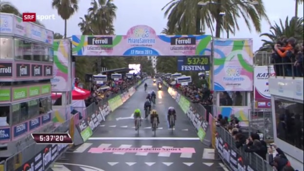Video «Mailand-Sanremo («sportpanorama»)» abspielen