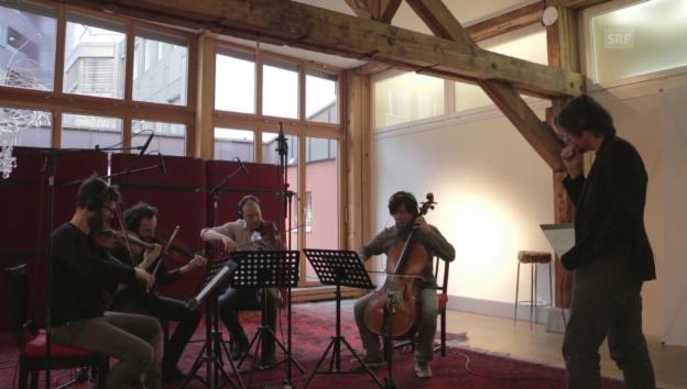 Video «Göla goes classic - die Titelmusik mal anders» abspielen