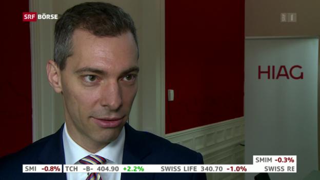 Video «SRF Börse vom 19.03.2018» abspielen