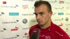 Video «Fussball: EM-Quali, Interview Shaqiri» abspielen