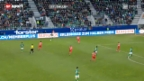 Video «SL: St. Gallen - Sion» abspielen