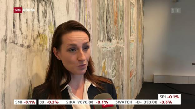 Video «SRF Börse vom 17.10.2017» abspielen