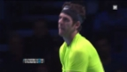 Video «Tennis: Highlights Del Potro - Tipsarevic» abspielen