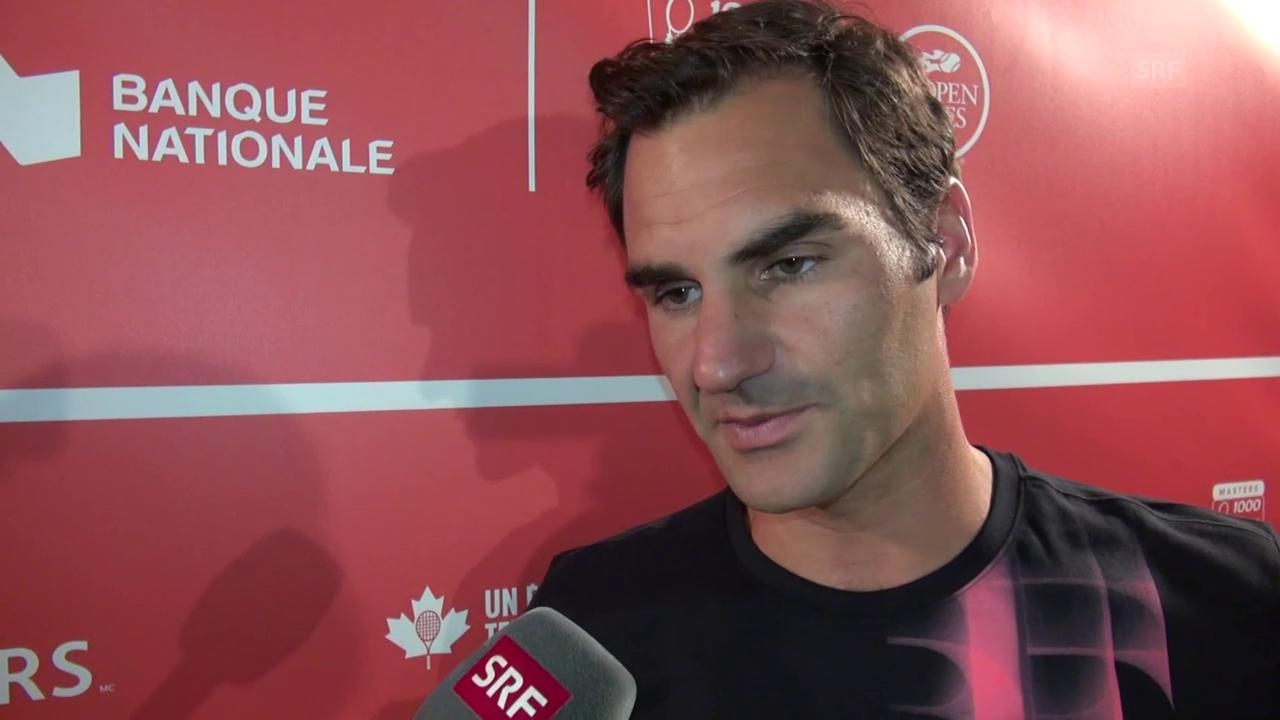 Federer: «US Open und Weltnummer 1 gehören zusammen»