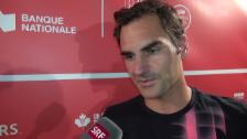 Video «Federer: «US Open und Weltnummer 1 gehören zusammen»» abspielen