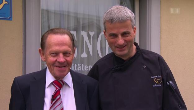 Video «Kanton Zug – Tag 4 – Zeno's Restaurant (Wiederholung)» abspielen