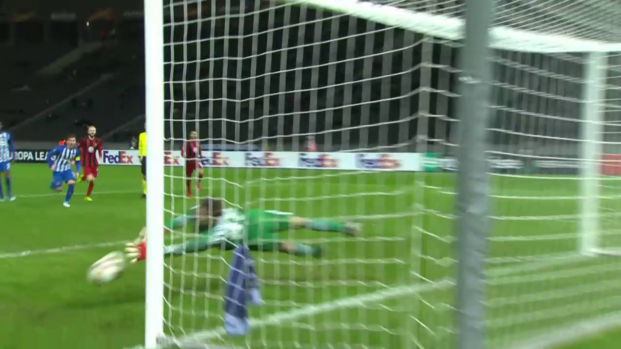 Klinsmann Jr. hält bei der Premiere einen Penalty