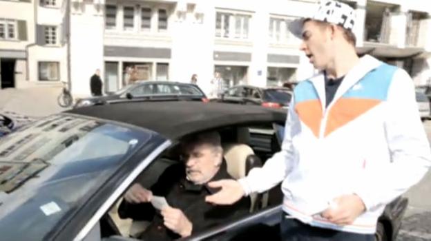 Video ««Bostic Besic» als Politesse» abspielen