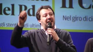 Video «Bricht Italien mit der EU? Unterwegs mit Lega-Chef Matteo Salvini» abspielen