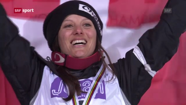 Faivre holt Gold in der Halfpipe