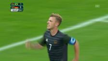 Video «Meyer kann für Deutschland ausgleichen» abspielen