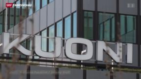 Video «Kuoni steht vor weiterem Umbau» abspielen