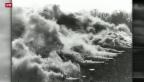 Video «1. Weltkrieg – Urknall der Moderne: Giftgas-Einsätze» abspielen