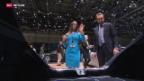 Video «Neues Frauenbild beim Autosalon» abspielen