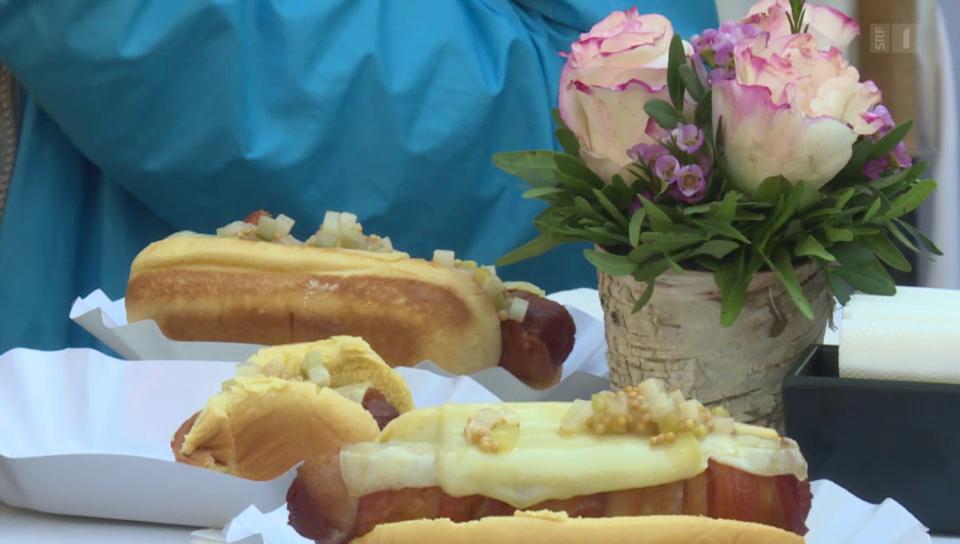 Daniel Humm: Nobel-Hotdogs für alle