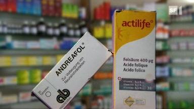 Video «Rezeptfreie Medikamente: Behörden ausgetrickst» abspielen