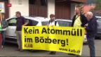 Video «Bözberg und Zürcher Weinland im Fokus der Nagra» abspielen