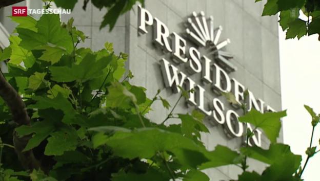 Video «Cyber-Spionage in Genf» abspielen