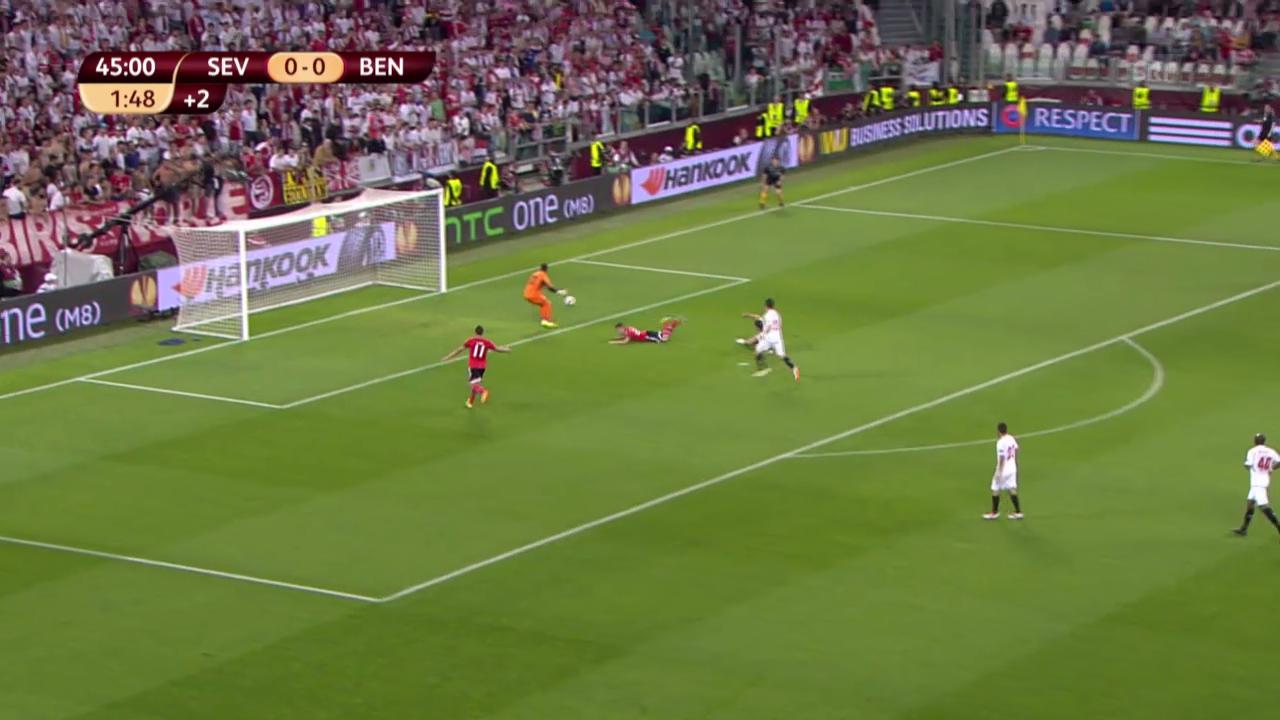 Fussball: Europa League, Final, Chancen