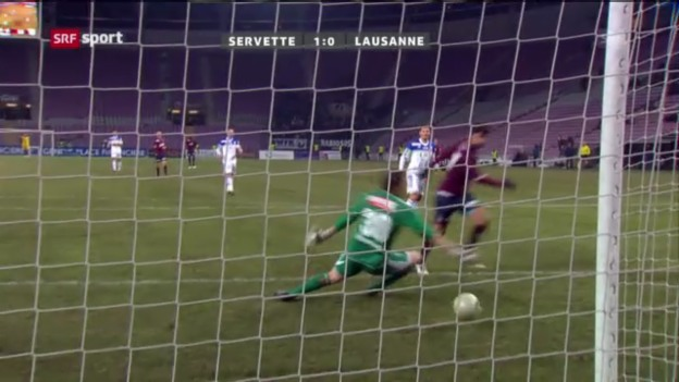 Video «Servette - Lausanne «sportaktuell»» abspielen