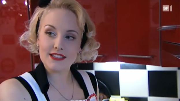 Video «Goldenes Rüebli – Teil 2: Zoe Scarlett» abspielen